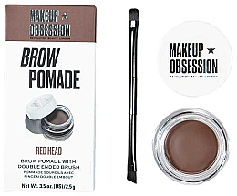 Kup Pomada do brwi - Makeup Obsession Brow Pomade