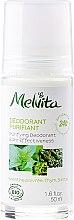 Kup Odświeżający dezodorant w kulce - Melvita Purifying Deodorant