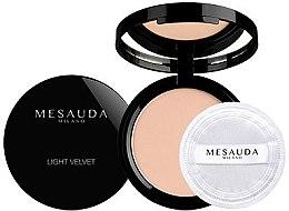 Kup Wygładzający puder do twarzy - Mesauda Milano Light Velvet Compact Powder