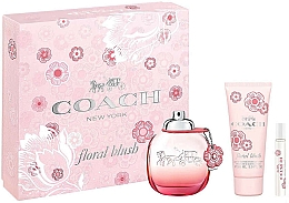 Kup Coach Floral Blush - Zestaw (edp 90 ml+ edp 7,5 ml + b/lot 100 ml)