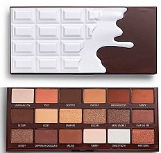 Kup Paleta cieni do powiek - I Heart Revolution Chocolate Eyeshadow Palette Chocolate Smores