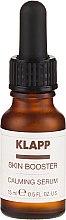 Kup Wyciszający booster-serum do twarzy - Klapp Skin Booster Calming Serum