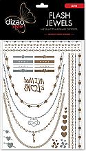 Kup Tatuaże na ciało Miłość - Dizao Flash Jewels