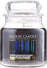 Kup Świeca zapachowa w słoiku - Yankee Candle Dreamy Summer Nights