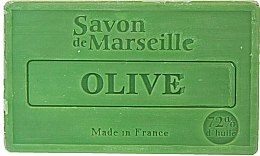Kup Naturalne mydło w kostce Oliwa - Le Chatelard 1802 Soap Olive