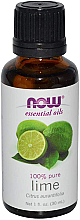 Kup Olejek limonkowy - Now Foods Essential Oils 100% Pure Lime