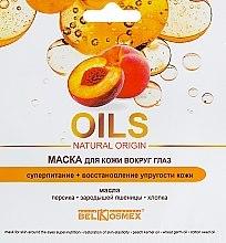 Kup Maska do skóry wokół oczu Superodżywienie i regeneracja - BelKosmex Oils Natural Origin
