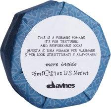 Kup Pomada do stylizacji włosów - Davines More Inside This is a Forming Pomade
