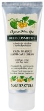 Kup Ochronny krem do rąk - Manufaktura Beer Cosmetics Hand Care Cream