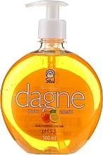 Kup Mydło w płynie Cytrusy - Seal Cosmetics Dagne Liquid Soap