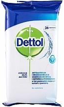 Kup Chusteczki antybakteryjne do mycia i dezynfekcji - Dettol Antibacterial Cleansing Surface Wipes