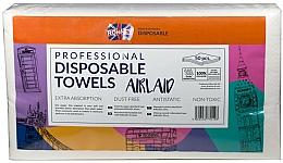 Kup Ręczniki jednorazowe, 50 szt. - Ronney Professional Disposable Towels Airlaid