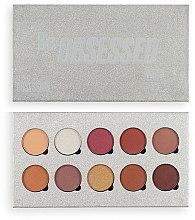 Kup Paleta cieni do powiek - Makeup Obsession Be Obsessed With Eyeshadow Palette