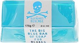 Kup Mydło do twarzy i ciała dla mężczyzn - The Bluebeards Revenge Big Blue Bar of Soap For Blokes