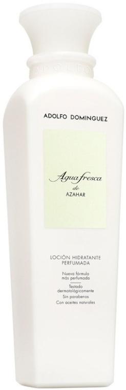 Adolfo Dominguez Agua Fresca de Azahar - Perfumowany balsam do ciała — фото N1