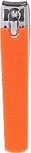 Kup Cążki do paznokci 76954, L, pomarańczowe - Top Choice Colours Nail Clippers