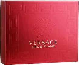 Kup Zestaw dla mężczyzn - Versace Eros Flame (edt 50 ml + sh/gel 50 ml + ash/balm 50 ml)