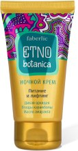 Kup Krem do twarzy 50+ - Faberlic ETNObotanica Night Cream