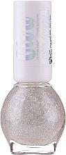 Kup Lakier do paznokci - Miss Sporty Glow Glitter Coat
