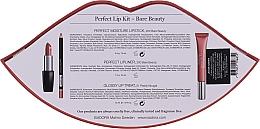 Zestaw – IsaDora Perfect Lip Kit Bare Beauty (lip/gloss/13ml + lip/liner/1.2g + lip/stick/4.5g) — фото N2