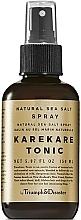 Kup Tonik do włosów z solą morską - Triumph & Disaster Karekare Tonic Salt Spray