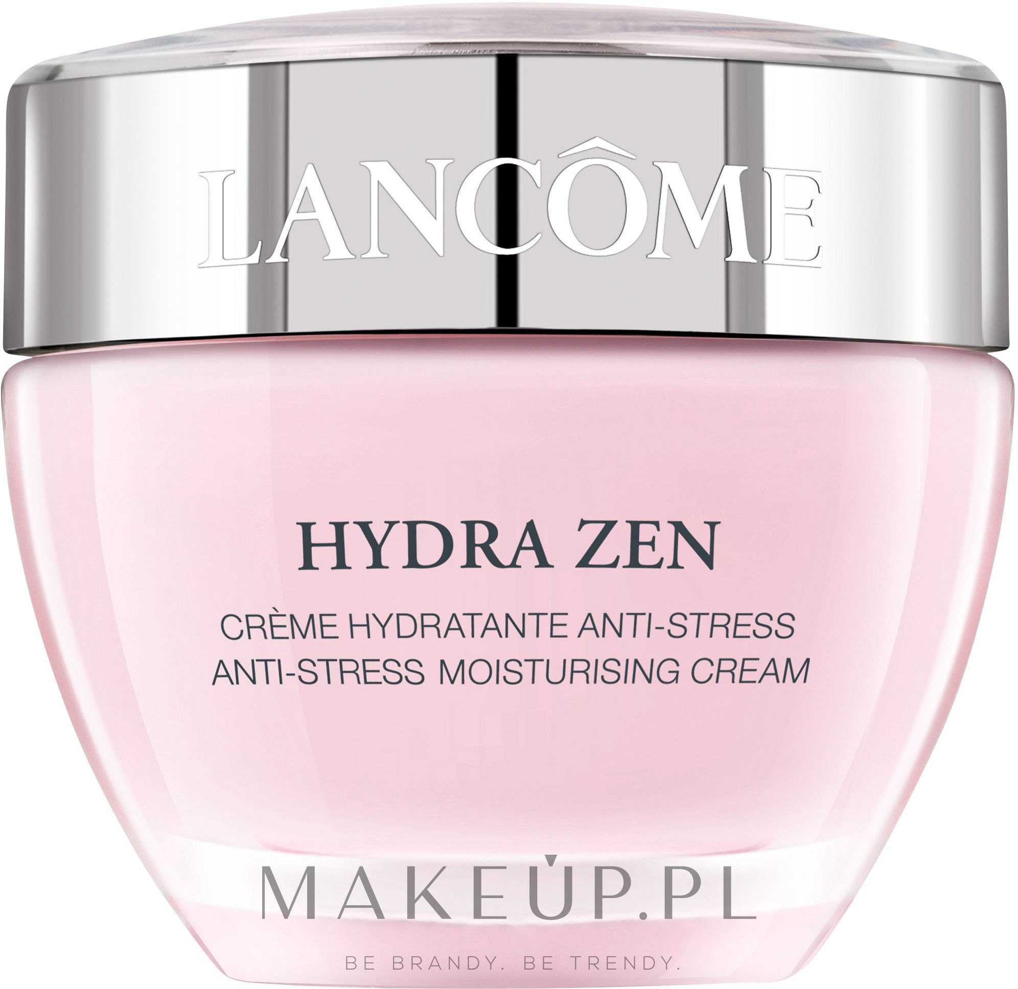 Nawilżający krem do każdego rodzaju skóry - Lancome Hydra Zen Anti-Stress Moisturising Cream — фото 50 ml