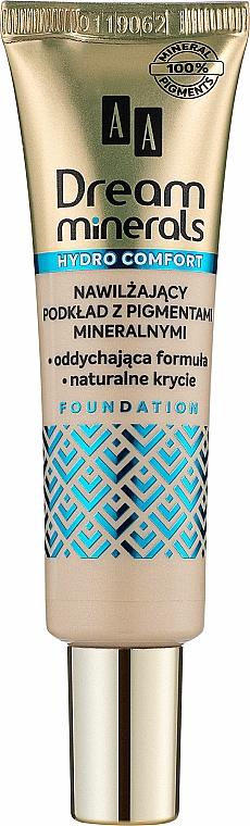 Nawilżający podkład do twarzy - AA Dream Minerals Hydro Comfort