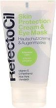 Kup Krem ochronny do skóry wokół oczu - RefectoCil Skin Protection Cream & Eye Mask