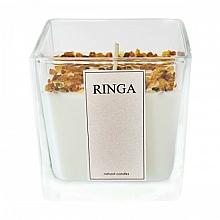 Kup Naturalna świeca zapachowa - Ringa Oud With Amber Candle