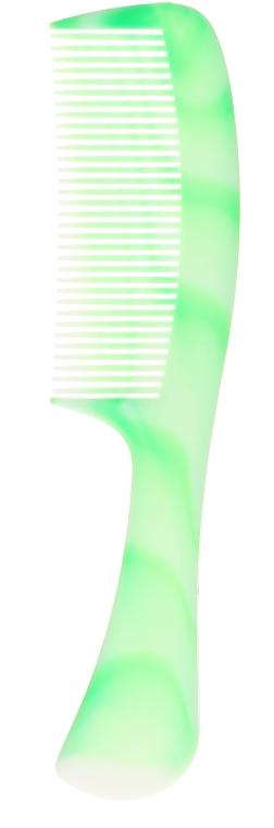 Grzebień do włosów, 60410, zielony - Top Choice — фото N2