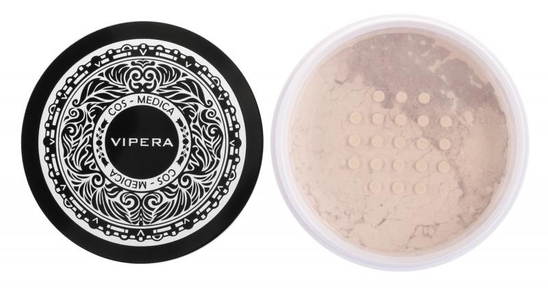 Ryżowy derma-puder do cery mieszanej i trądzikowej - Vipera Cos-Medica Derma Powder No More Shine — фото N2