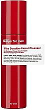 Kup Żel do mycia twarzy dla wrażliwej skóry - Recipe For Men Ultra Sensitive Facial Cleanser