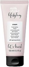 Kup Krem do stylizacji włosów - Milk Shake Lifestyling Braid Styling Cream