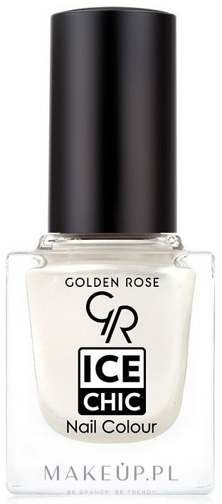 Lakier do paznokci - Golden Rose Ice Chic Nail Colour — фото 002