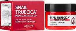 Kup Rewitalizujący krem do twarzy z ekstraktem mucyny czarnego ślimaka - Some By Mi Snail Truecica Miracle Repair Cream
