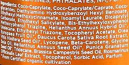 Olejek w sprayu do opalania Słonecznik i marchewka SPF30 - Apivita Suncare Sunbody Tanning Body Oil  — фото N3