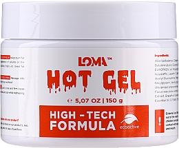 Kup Rozgrzewający żel-krem do ciała - Loma Sports Hot Gel Cream