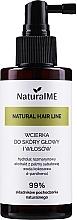 Kup Wcierka do skóry głowy i włosów stymulująca wzrost - NaturalME Natural Hair Line Lotion