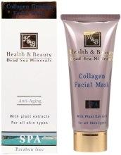 Kup Kolagenowa ujędrniająca maska do twarzy - Health And Beauty Collagen Firming Facial Mask