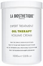 Kup Maska zwiększająca objętość włosów - La Biosthetique Oil Therapy Volume Cream