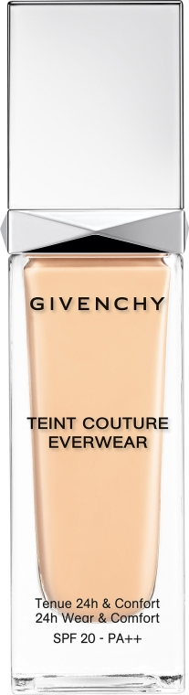 Podkład do twarzy - Givenchy Teint Couture Everwear Foundation SPF 20 PA++