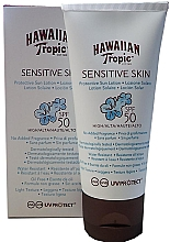 Kup Balsam do opalania dla wrażliwej skóry SPF 50 - Hawaiian Tropic Sensitive Skin Protective Sun Lotion
