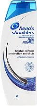 Kup Szampon przeciw wypadaniu włosów dla mężczyzn - Head & Shoulders Hairfall Defense Protection Antichute Shampoo