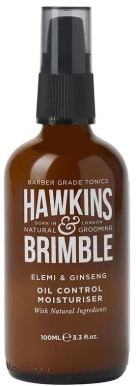 Balsam do skóry tłustej - Hawkins & Brimble Oil Control Mousturiser