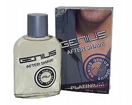 Kup Płyn po goleniu - Genius Platinium After Shave