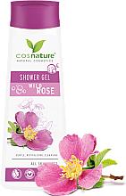 Kup Pielęgnacyjny żel pod prysznic Dzika róża - Cosnature Shower Gel Wild Rose