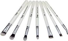 Kup Zestaw pędzli do makijażu - Nanshy Eye Brush Set P. White (brush x 7)