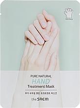Kup Maska do rąk - The Saem Pure Natural Hand Treatment Mask