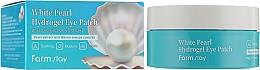 Kup Hydrożelowe płatki pod oczy z ekstraktem z perły - FarmStay White Pearl Hydrogel Eye Patch
