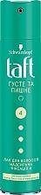 Kup Lakier do włosów Fullness (poziom utrwalenia 4) - Schwarzkopf Taft